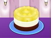 Dora Cooking Mango Cheesecake