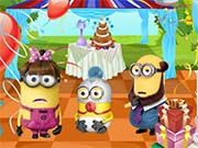 Minion Family Birthday Party