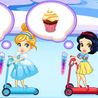 Disney Princess Cupcake Frenzy