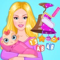 Barbara's Baby DIY Nursery