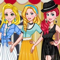 Fashion Boutique Disney Princess Makeover
