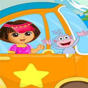 Dora Goes To Picnic