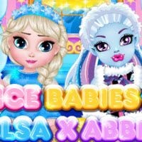 Ice Babies Elsa X Abbey
