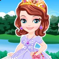 Sofias Sparkly Tiara