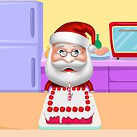 santa-cooking-red-velvet-cake