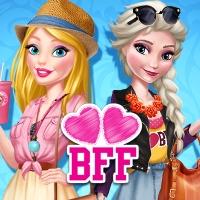 Barbara And Elsa Bffs
