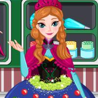 How to Make an Anna Cake