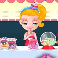 Baby Barbara Candyshop Slacking