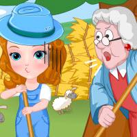 Princess Sofia Farm Challenge