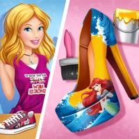 Cinderella's Disney Shoes