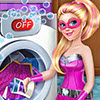 Super Barbara Washing Capes