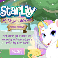 STARLILY MY MAGICAL UNICORN MAGICAL MAKEOVER