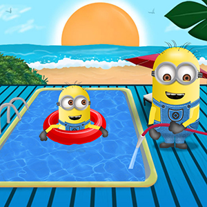 minions-swimming-pool-clean-up
