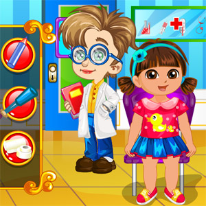 Dora Doctor Slacking