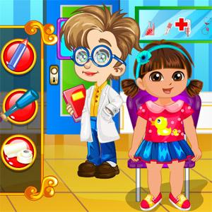 Dora Doctor Slacking