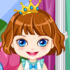 Baby Princess Birthday Makeover