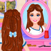 Princess Half Up Hairstyles