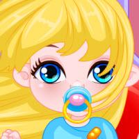 Baby Barbara Hairdresser
