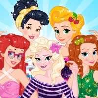Disney Pinup Princesses