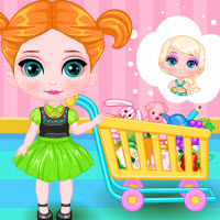 Baby Anna Shopping Rush