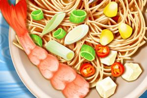 Cooking Instant Noodles