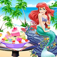 Princess Mermaid Ariel Summer Fun