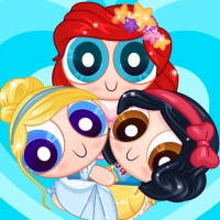 Powerpuff Disney Girls