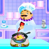 Cooking Mexican Chicken Tortilla