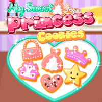 My Sweet Princess Cookies
