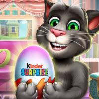 Talking Tom Kinder Surprise