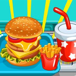 Make a burger king