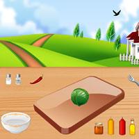 Cooking Healthy Salad