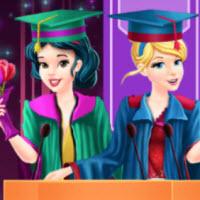 disney princesses graduation