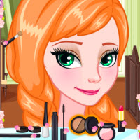 Princess Anna Bridesmaid Makeover