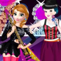 Princesses Music Challenge