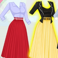 Barbara Autumn Trends Pleated Skirts