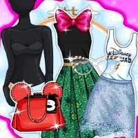 Barbie's Disney Fashion Line