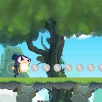 Ninja Monkey Run