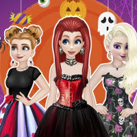 Princesses Creepy Fashion