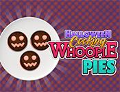 Halloween Cooking Whoopie Pies