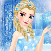 Ice Queen Winter Fashion
