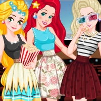 Princesses At The Movies