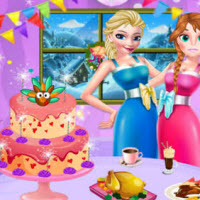 Princess Sisters Special Day
