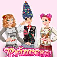 Princess Ugly Sweater Fun