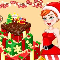 Anna Christmas Cake Contest