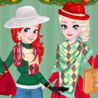 Princess Christmas Fashion Rivals