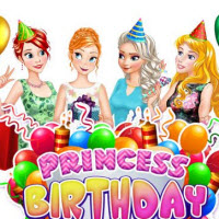 Princess Birthd ay Party Surprise