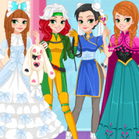 Princess Cosplay Lookbook