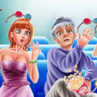 Ice Family Movie Night