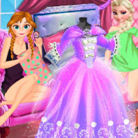 Princesses Dreamy Dress